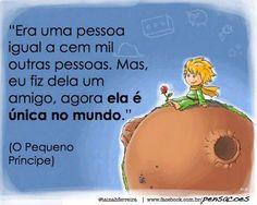 Eu Te Amo meu amado  Pequeno Príncipe!!! Doces Sonhos meu Tesouro!!!! Sua  favorita Rosa, que era capaz de falar ...