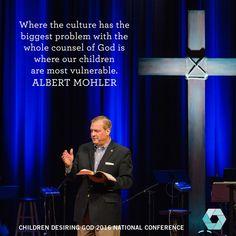 Children Desiring God Blog // Albert Mohler