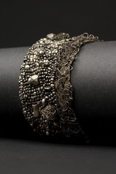 Andrea Gutierrez - Tumbleweed Couture Cuff