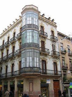 Casa Munné, Reus, Spain