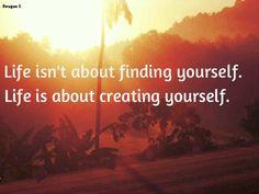 Create yourself..
