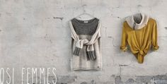 Bekijk alvast de heerlijke herfstcollectie van OSI Femmes: http://www.osifemmes.com/collection Nu verkrijgbaar bij Seasons Nijmegen