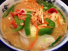 Oh sooo good vegetable ramen soup, gluten-free, low cal, vegetarian option, fast and easy and healthy! http://www.glutenfreerecipes-simple.com/#!oh-so-good-ramen-soup/c1y0f