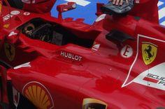 Round 2, Petronas Malaysian Grand Prix 2013, Preview, Scuderia Ferrari, Cockpit Detail