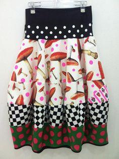 Balloon skirt 1