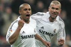 Roberto Carlos & Zidane