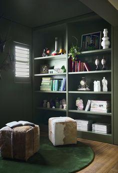 Dulux Colour Awards Winners announced - The Interiors Addict Flack Studio, Color Plan, Entry Hall, Window Frames, Bay Window, Interior Design Living Room, Room Interior, Homesteading, Interior And Exterior