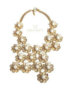contiblanco # artesanal #handmade #mariasimon #necklace #mexican #fashion #accesories