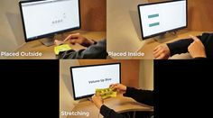 Exciting Tactile Tech Development from Purdue University #UX #Wearables ##technology