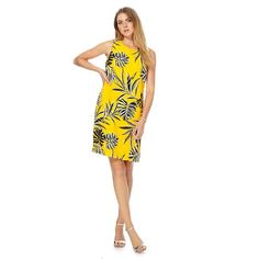 The Collection Floral Print Shift Dress 100% viscose £23 in UK 8-10 (US 4-6)