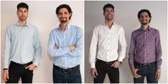 "Marchetti presents: ""THE TAILORING EFFECT. Before & After"" Guest stars: Matteo Aresca & Diego Capaccio. #Fabric #Fashion #Menswear #tailoring http://www.marchettiatelier.com/"
