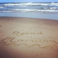 Good Morning Beach | good morning, Ocean Beach. #obpic