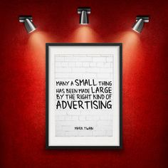 Mark Twain Inspirational Quote DIGITAL от MotivationalThoughts