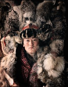 Mongolia Tribes by Jimmy Nelson Before they Pass Away Kazakh Man The World's Most Fascinating Indigenous Tribes