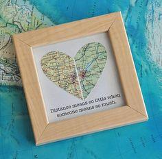 Любовь на расстоянии: 15 душещипательных открыток для тех, кто страдает