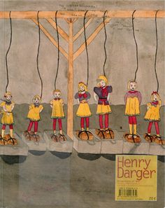 henry darger - Google Search