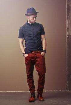 O Look Certo: 2 Combinações Com Chapéu - Canal Masculino