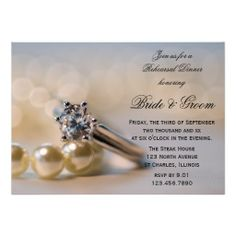 >>>Coupon Code          	Diamond and Pearls Rehearsal Dinner Invitation           	Diamond and Pearls Rehearsal Dinner Invitation In our offer link above you will seeReview          	Diamond and Pearls Rehearsal Dinner Invitation Review from Associated Store with this Deal...Cleck link More >>> http://www.zazzle.com/diamond_and_pearls_rehearsal_dinner_invitation-161691579917049679?rf=238627982471231924&zbar=1&tc=terrest