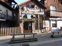 Kleines Idyllisches Dorf in Frankreich