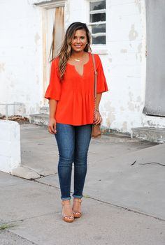 Coral + Casual | Steeltoes & Stilettos