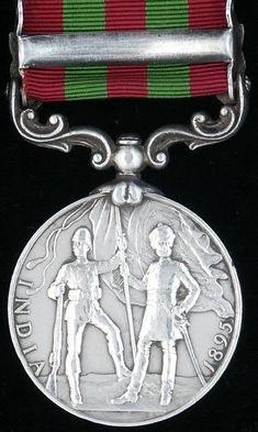 India General Service Medal 1895