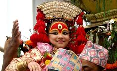 Kumari, or Kumari Devi, is the tradition of worshiping young pre-pubescent girls as manifestations of the divine female energy or devi in Hindu religious traditions. iTrekNepal - Trekking at its best