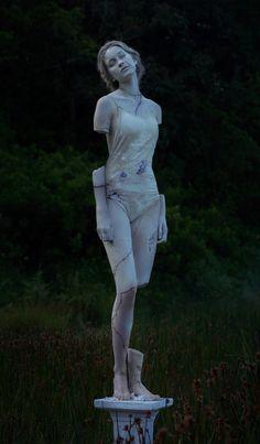 Ню фотография: Красота обнаженного тела