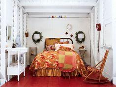Idei indraznete pentru spatii mici si inguste. Small spaces design.