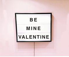 Be Mine, Valentine.www.bxxlght.com