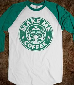 Make Me Coffee (Vintage Tank)