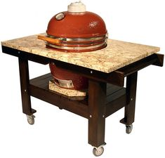 Saffire Grill with Granite Table