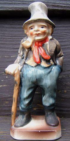 Check out English British Man Chap Pipe Walking Cane Boots Hat Ceramic Figurine Vintage  http://www.ebay.com/itm/English-British-Man-Chap-Pipe-Walking-Cane-Boots-Hat-Ceramic-Figurine-Vintage-/161784697037?roken=cUgayN&soutkn=wSZJc1 via @eBay