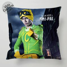 Dont Stop 5 Seconds of Summer Colum Hood pillow case, cover ( 1 or 2 Side Print With Size 16, 18, 20, 26, 30, 36 inch )