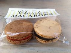 Chocolate Macaron Recipe (Macaroons)  After many requests here is the chocolate macaron recipe with ginger ganache. Sadly they have all been eaten and I am looking at this picture wishing there was just one left for …