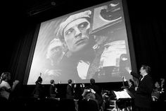 #vafilmfest is one of the only places you can see silent films as they were intended--with live music!