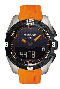 Tissot T-Touch Expert Solar T091.420.47.051.01