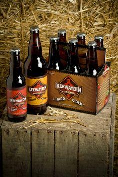 Kunes Farms Keewaydin, Pa. Hard cider.
