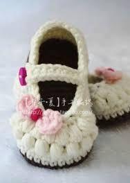 Resultado de imagen para fairy blossom baby booties