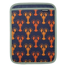 >>>Cheap Price Guarantee          Lobster Pattern Sleeves For iPads           Lobster Pattern Sleeves For iPads so please read the important details before your purchasing anyway here is the best buyThis Deals          Lobster Pattern Sleeves For iPads lowest price Fast Shipping and save yo...Cleck Hot Deals >>> http://www.zazzle.com/lobster_pattern_sleeves_for_ipads-205444540673090575?rf=238627982471231924&zbar=1&tc=terrest