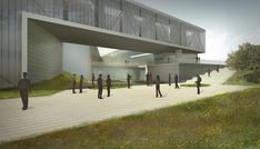 Gallery - Museum and Archive - Jabotinsky Center / Chyutin Architects Ltd - 2