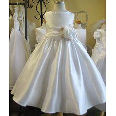 Girl's beautiful White...    http://www.dresstyle.com.au/