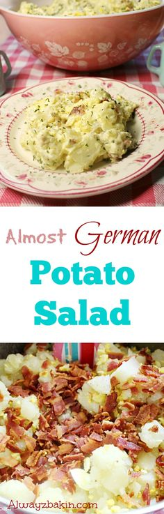 Salads on Pinterest | German potato salads, Pasta salad and Potato