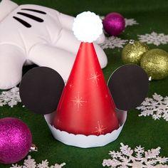 Mickey's Santa Hat