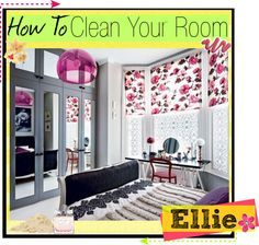 """How To Clean Your Room (Step-by-Step)"" by the-amazing-polyvore-tip-chicks ❤ liked on Polyvore"