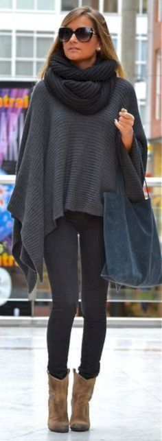 Breathtaking 34 Comfy and Fashionable Winter Outfits Ideas