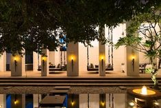 Park Hyatt Siem Reap - Gold List The Top Hotels in the World - Condé Nast Traveler Top Hotels, Hotels And Resorts, Best Hotels, Amazing Hotels, Florida Hotels, Sitges, Vietnam Hotels, Travel Hotel, Hotel Architecture