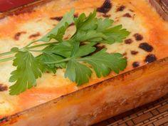 Receta | Pastel de carne Julius con ensalada de berros - canalcocina.es