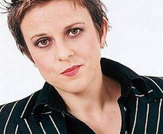 Rhona Cameron   http://m.scotsman.com/news/repairing-rhona-rhona-cameron-interview-1-1086197  And http://m.scotsman.com/news/i-ve-never-been-sober-at-the-fringe-1-912075