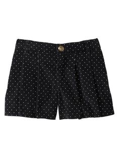 Gap   Toddler pleated corduroy shorts