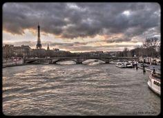 Paris - France, I hear you calling me back for a visit!
